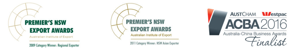 Awards for auzure, Australian Canola Oil